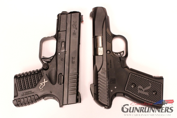 R51 Vs. Springfield XDs