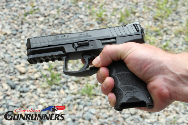 VP9 Mag Release