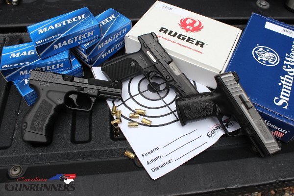 Budget 9mm Pistol Shootout