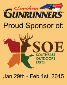 Southeast Outdoors Expo Banner