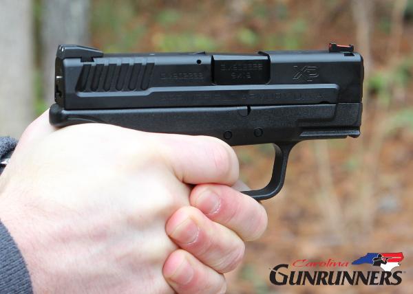 Shooting Springfield Armory XD Mod2