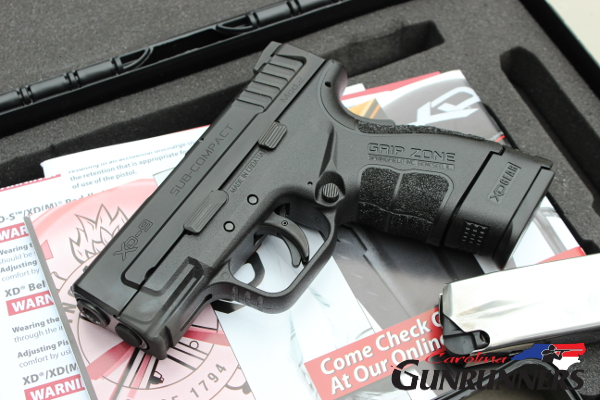 Springfield Armory XD Mod.2 Review