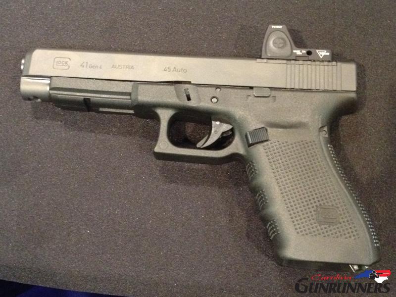 Glock 41 MOS