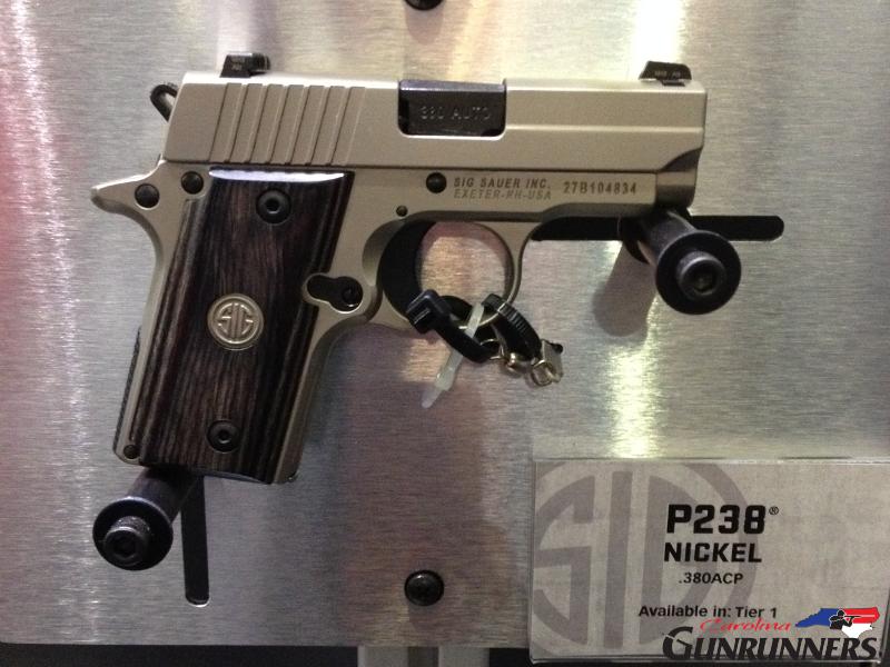 Sig P938 Nickel