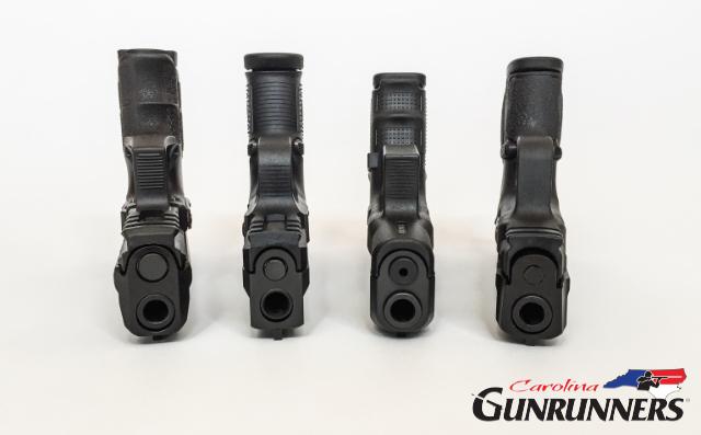 P30sk comparison muzzle end