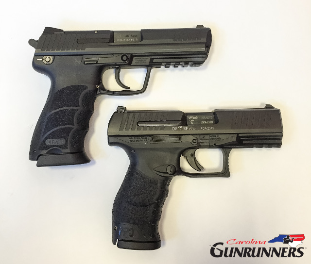 PPQ 45 va HK45