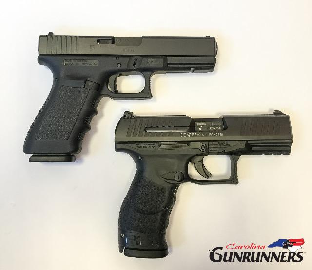 PPQ 45 vs Glock 21