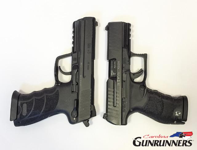 PPQ vs HK45
