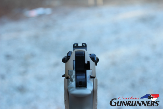 M9A3 Rear Sight