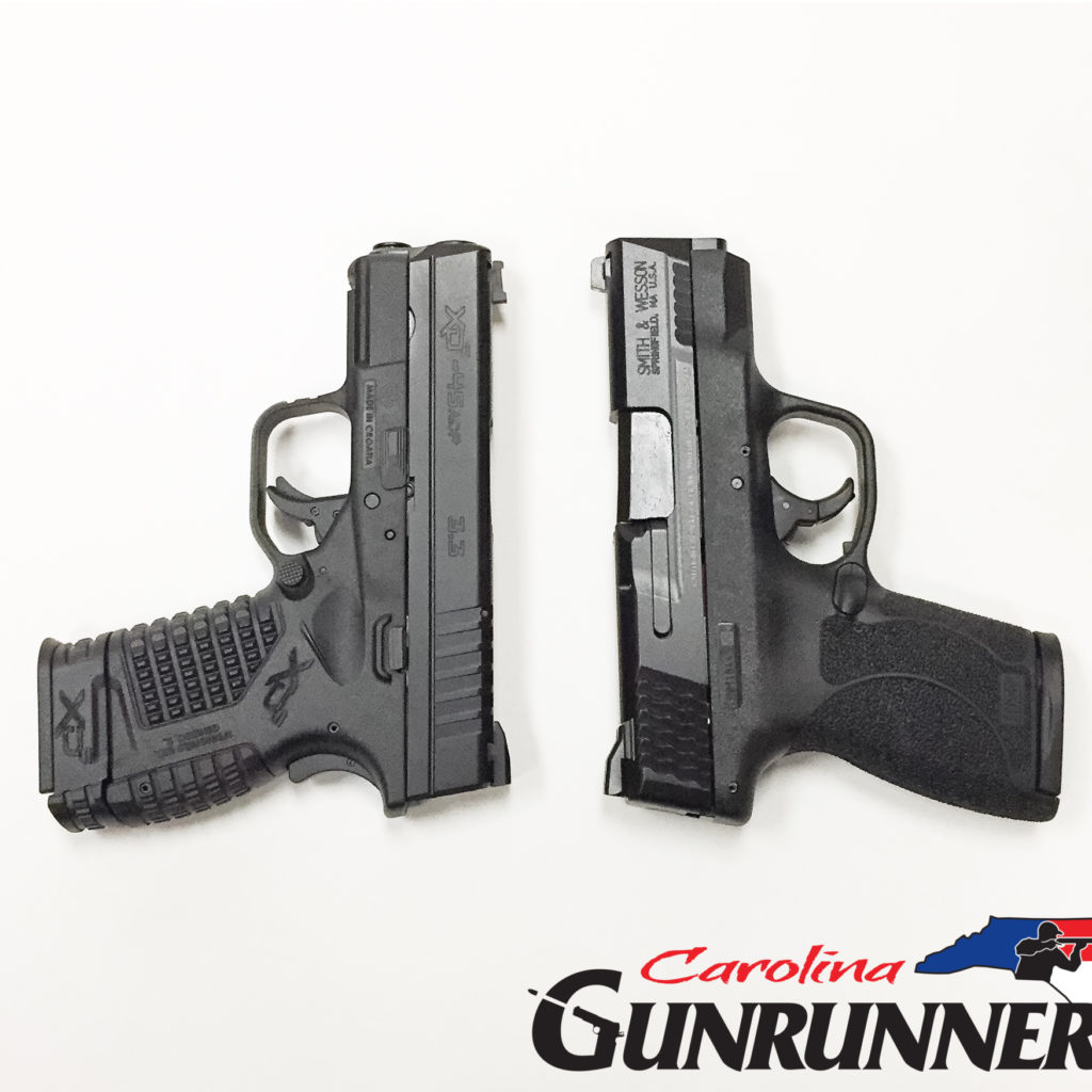 XDS 45 Vs Shield 45