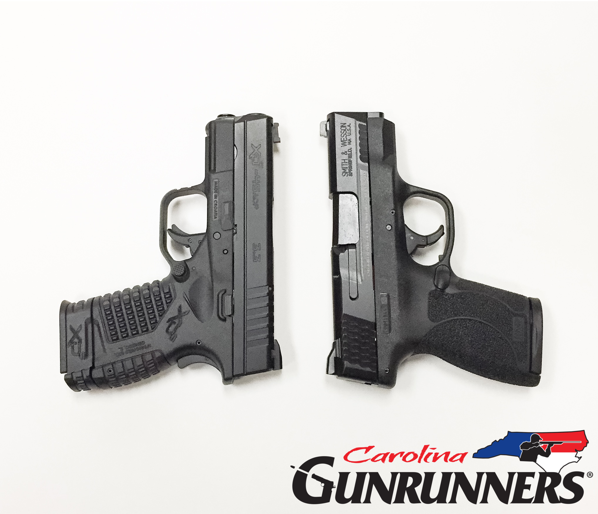 Smith & Wesson Shield 45 Review | Carolina Gunrunners